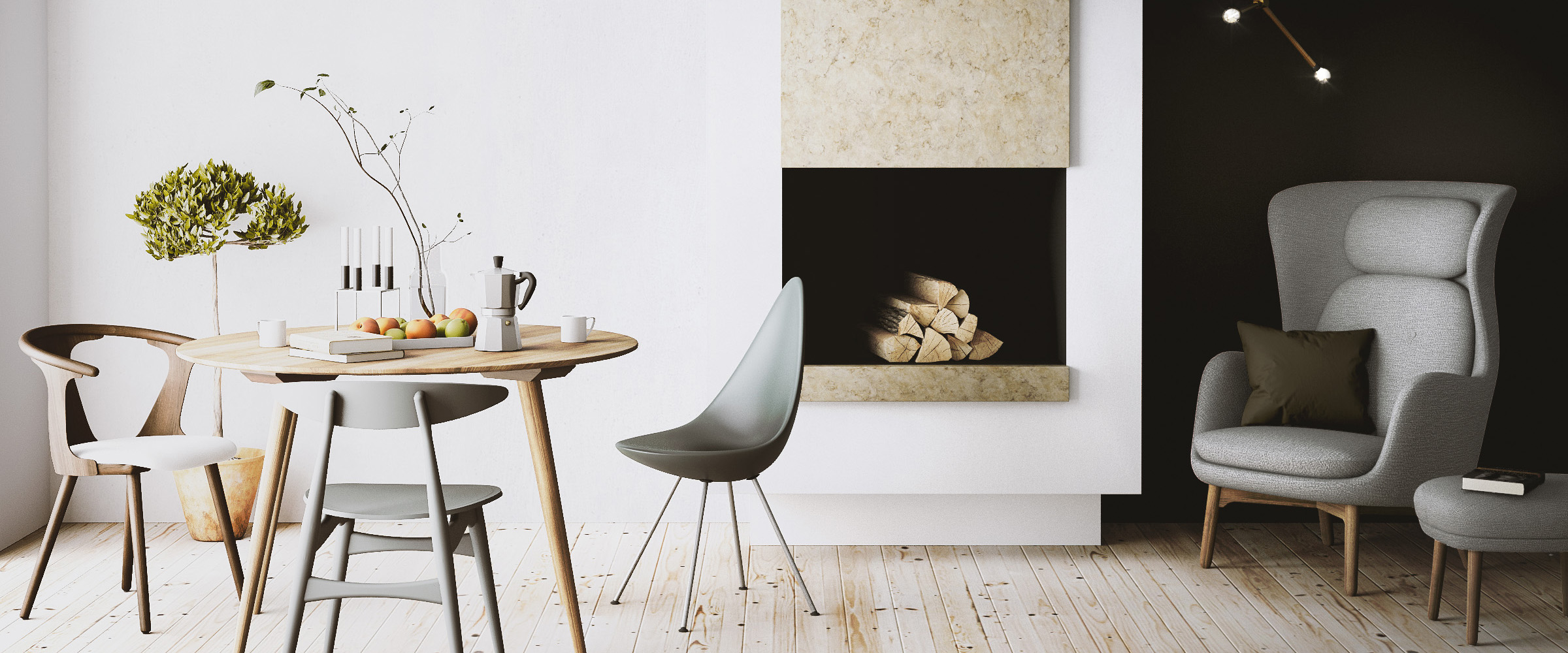 Scandinavian_interior_Yafaray_crop